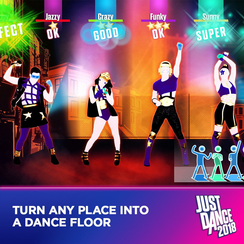Just Dance 2018 - Wii by Ubisoft (Image #1)