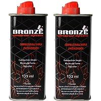 Kit 2 Líquidos para Recargar Encendedores de 133 ml cada uno (Gasolina para Encendedor)