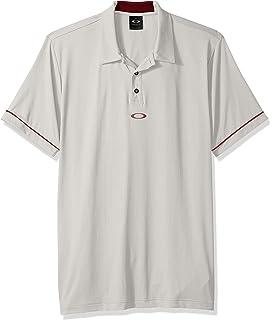 8ba43df5a Oakley Mens 2018 SS Poliammide Stretch Lightweight Golf Polo Shirt ...