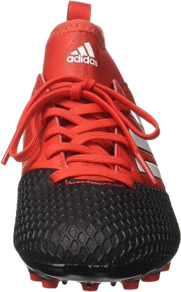 maníaco Instalar en pc falso  adidas Ace 17.3 AG J - Botas de fútbolpara niños, Rojo - (Rojo/FTWBLA/Negbas),  -28: Amazon.es: Ropa y accesorios