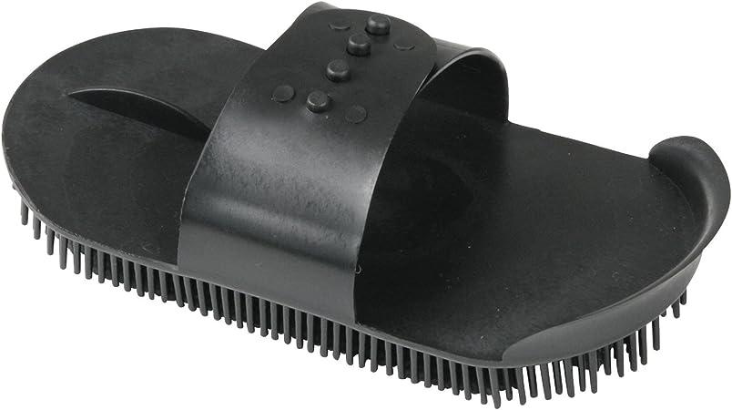 KERBL Nadelstriegel schwarz