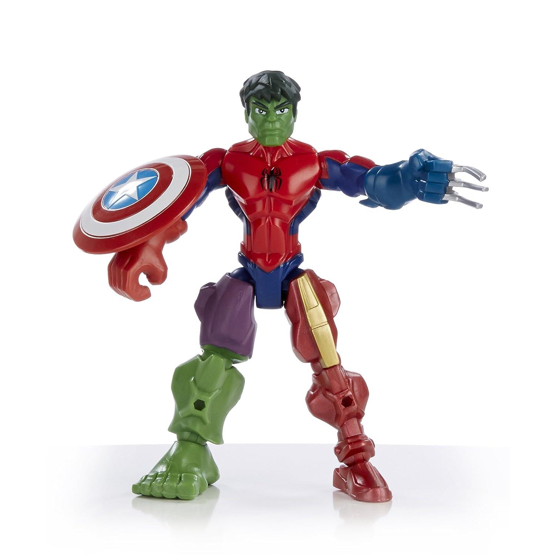 Amazon.com  Marvel Super Hero Mashers Iron Man Figure  Toys   Games 05125e4893