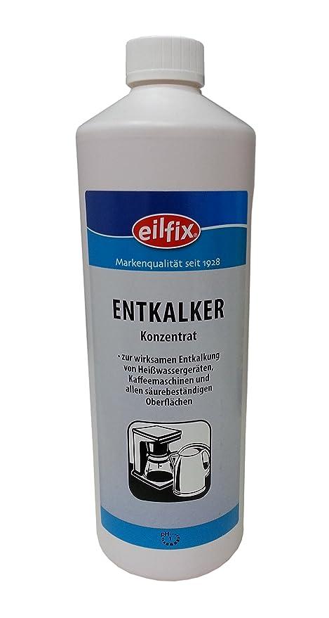 eilfix antical para cafeteras - líquido concentrado - 1 litro