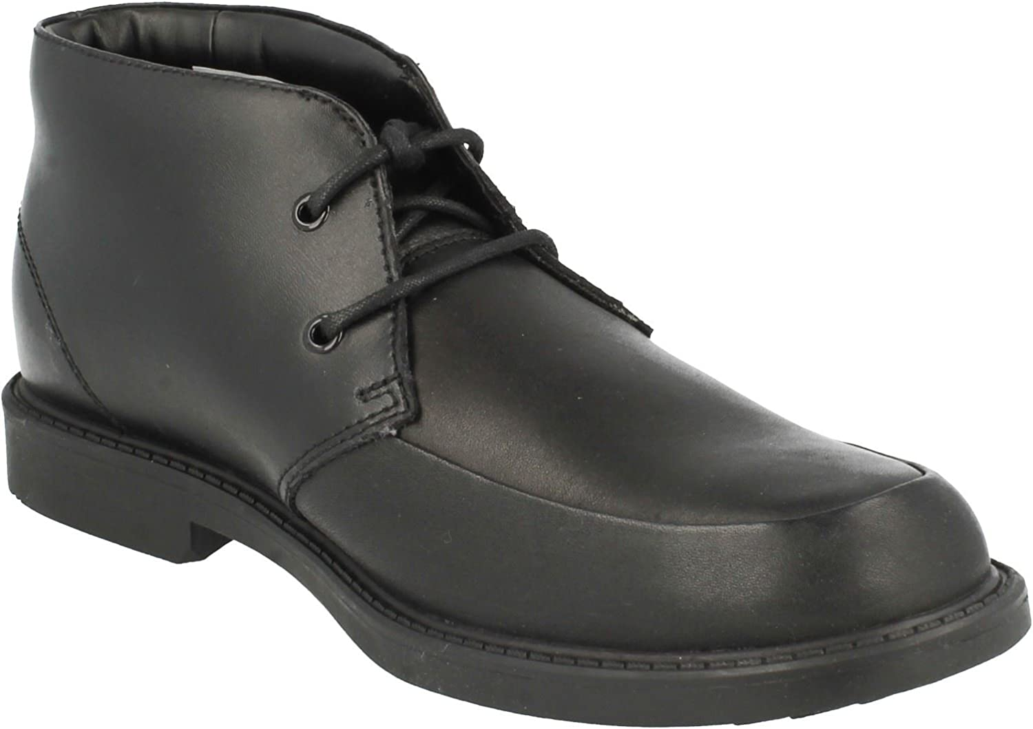 Clarks Boys Ankle Boots Maine Top