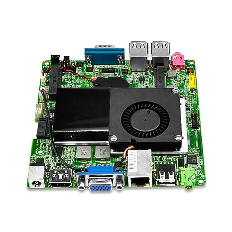 qotom Nano ITX placa base q1037un con Intel Celeron 1037U ...