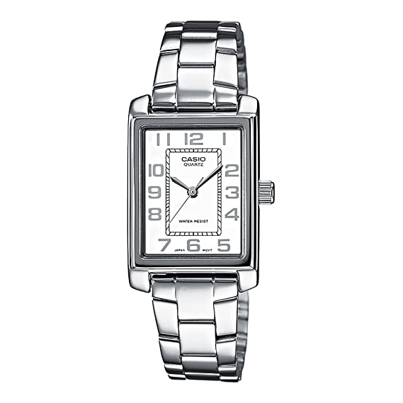 de9483c490ca72 Orologio da Donna Casio H5LTP-1234PD-7BEF: Amazon.it: Orologi