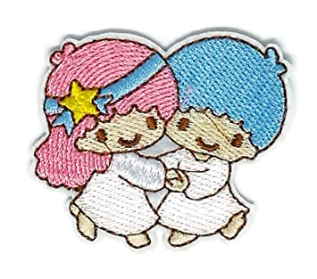 Chaleco con diseño de Hippie Retro para niños con dibujos animados, para coser o planchar