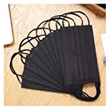 Non Woven Face Mask 10pcs/pack 3/4 Layer Unisex