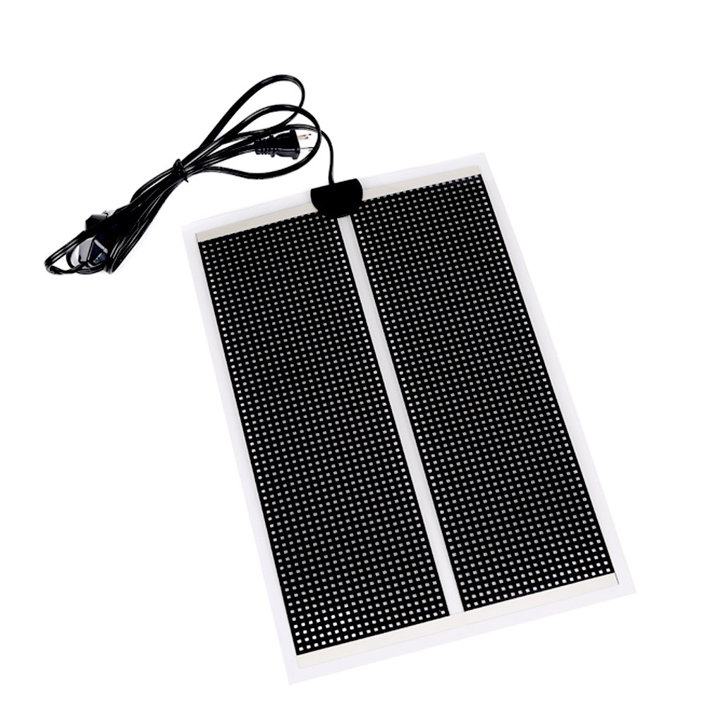 Sequoia Reptile Under Tank Heating Pad - 20W/110V Terrarium Heating Pad Warmer Heater Mat With Temperature Control For Reptile …