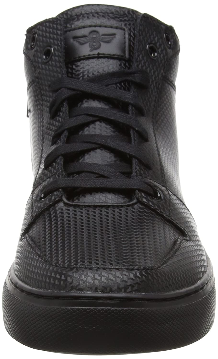 Creative Recreation adonis Men's adonis Recreation mid Fashion Sneaker 11 M US|Black/black B015GIBNW4 01f7d8