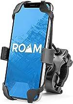 Roam Universal Premium Bike Phone Mount for Motorcycle - Bike Handlebars,
