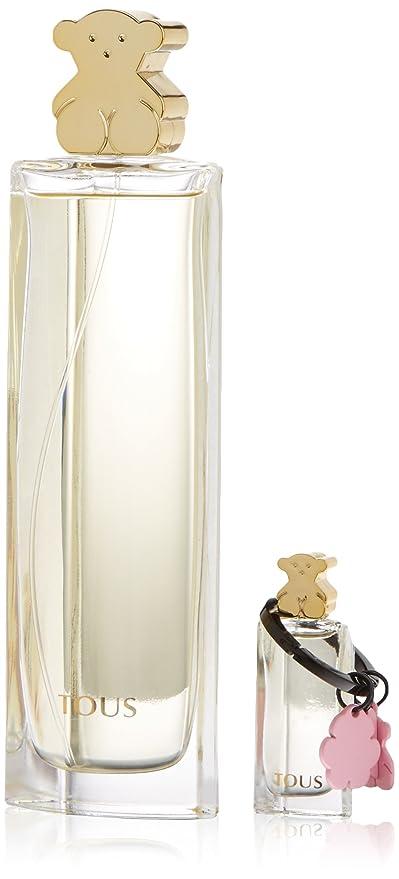 Tous Surprise Set de 2 Piezas (Agua de Perfume + Llavero ...