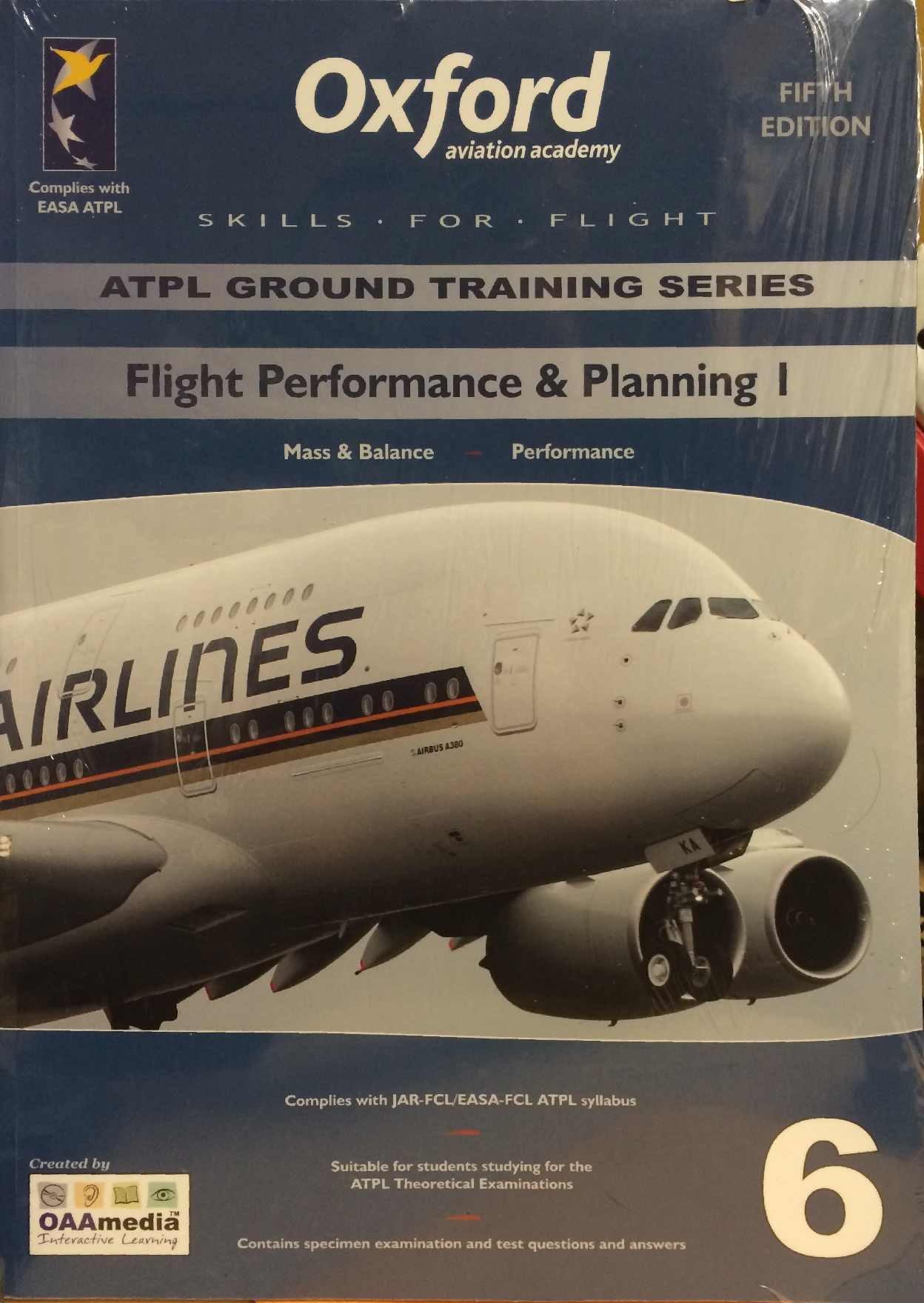JAA ATPL Theoretical Training Manual: Flight Performance and Planning 1 pdf epub