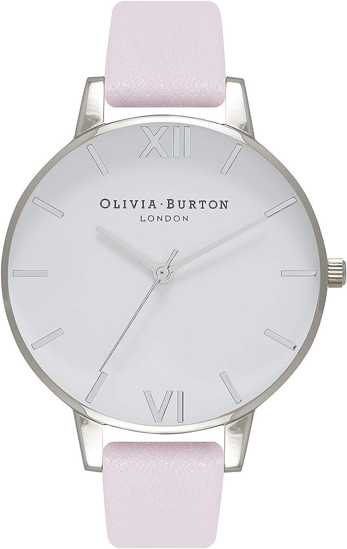 Olivia Burton Reloj de Pulsera OB16BDW34