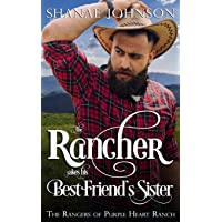 The Rancher takes his Best Friend's Sister
