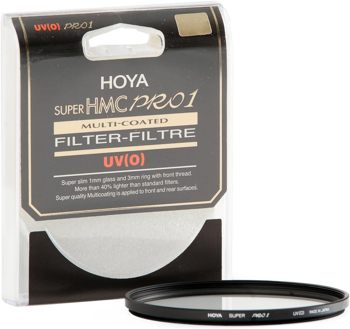 O Hoya 52 mm Super HMC Pro-1 UV Filter