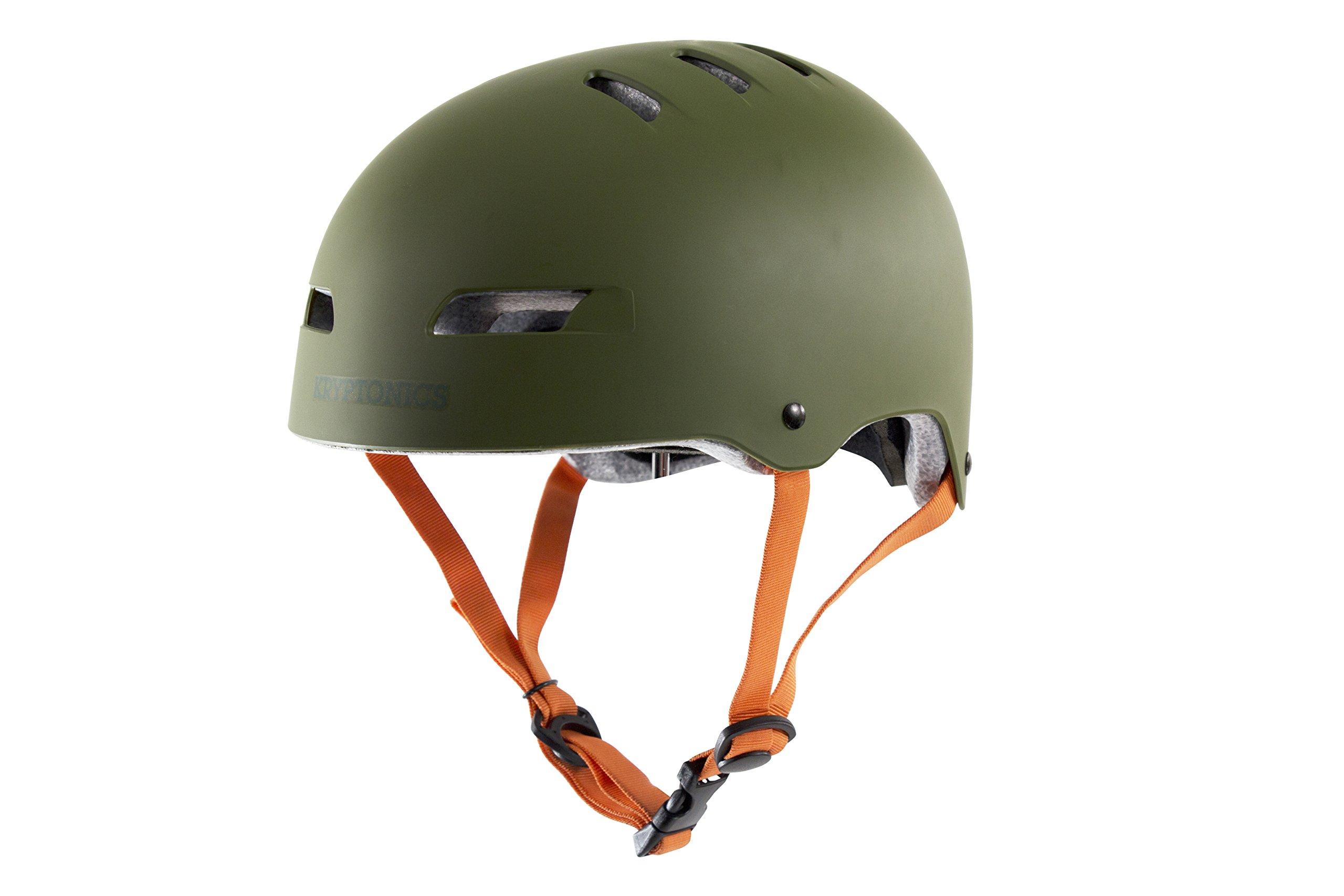 Kryptonics Step Up Large/Xlarge Helmet, Hunter