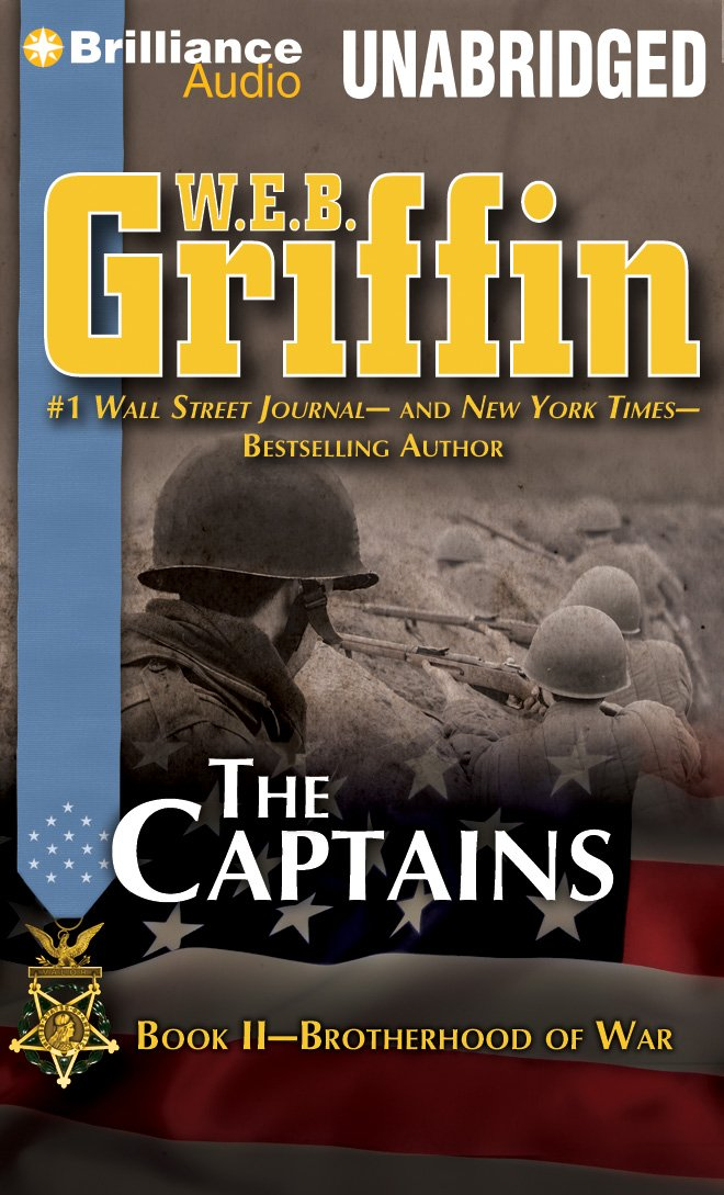 The Captains (Brotherhood of War Series)