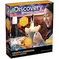 Discovery- Rocket Launcher lanzadera educativos, Ciencia y Juego