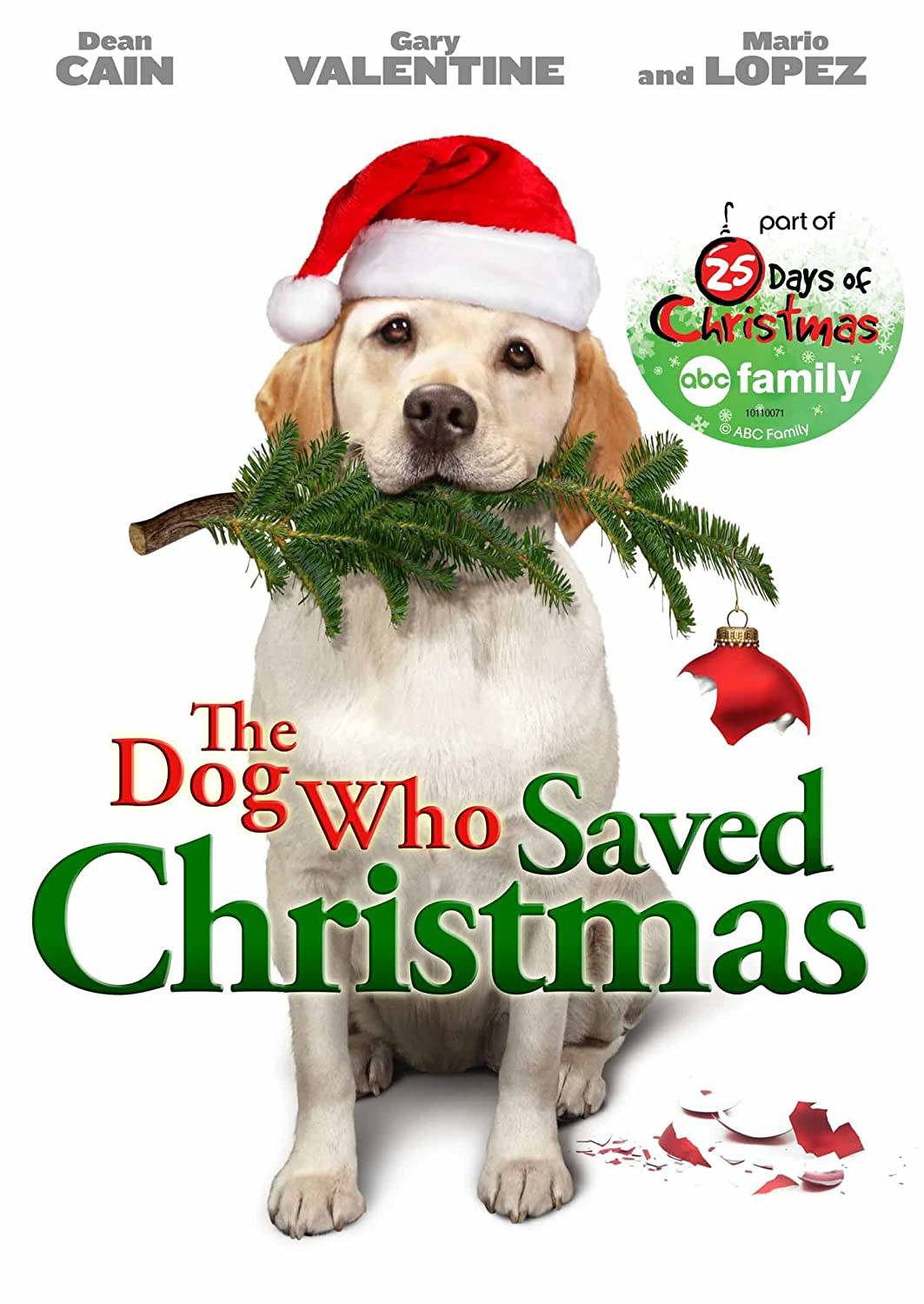 Amazon.com: Dog Who Saved Christmas: Dean Cain, Mario Lopez, Gary ...