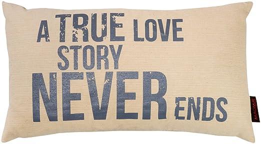 30 x 50 cm cojines Emotion A true Love Story... De la Serie ...