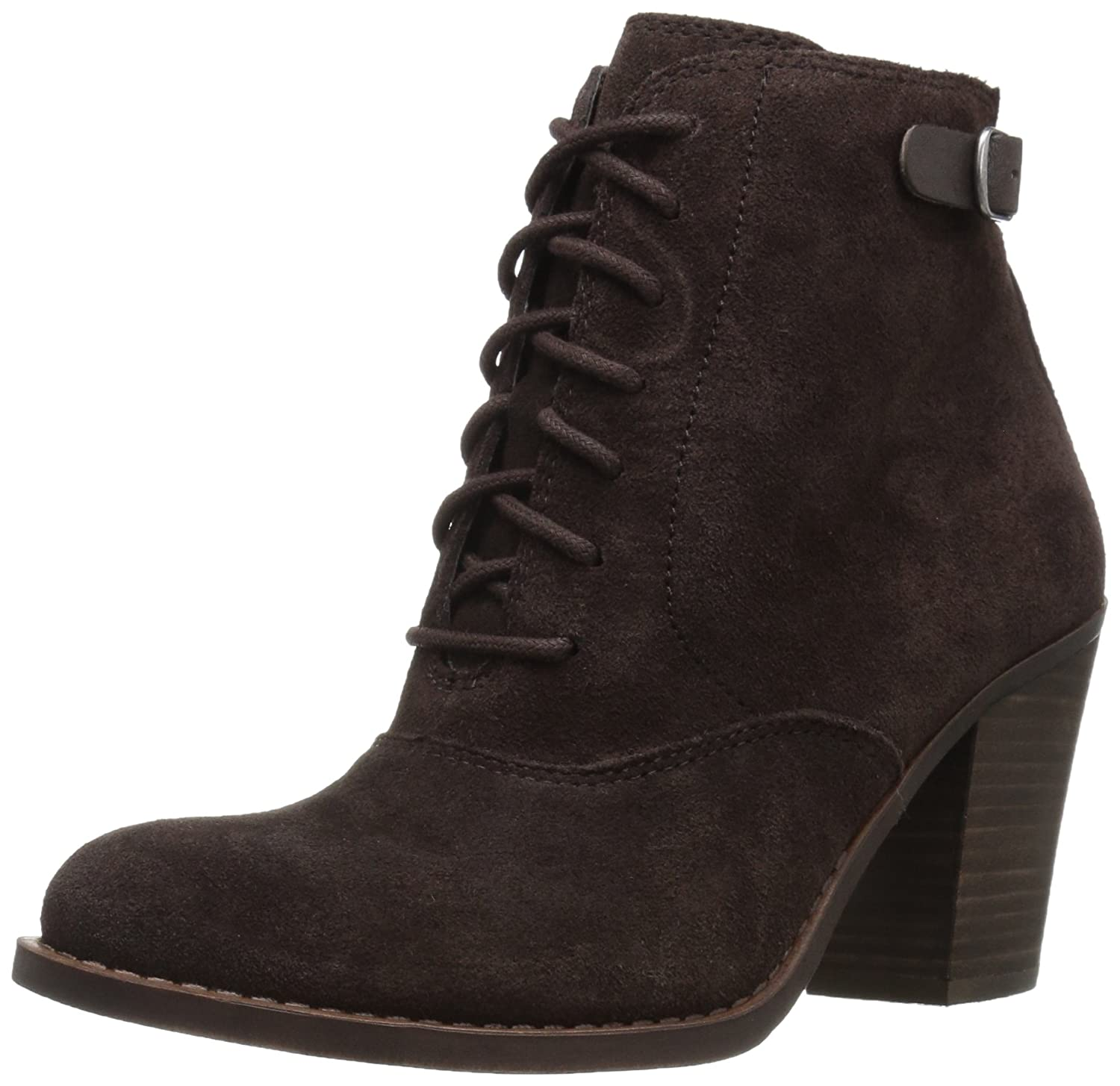 Lucky Brand Women's Echoh Ankle Bootie B01FXC27O6 7 B(M) US|Java