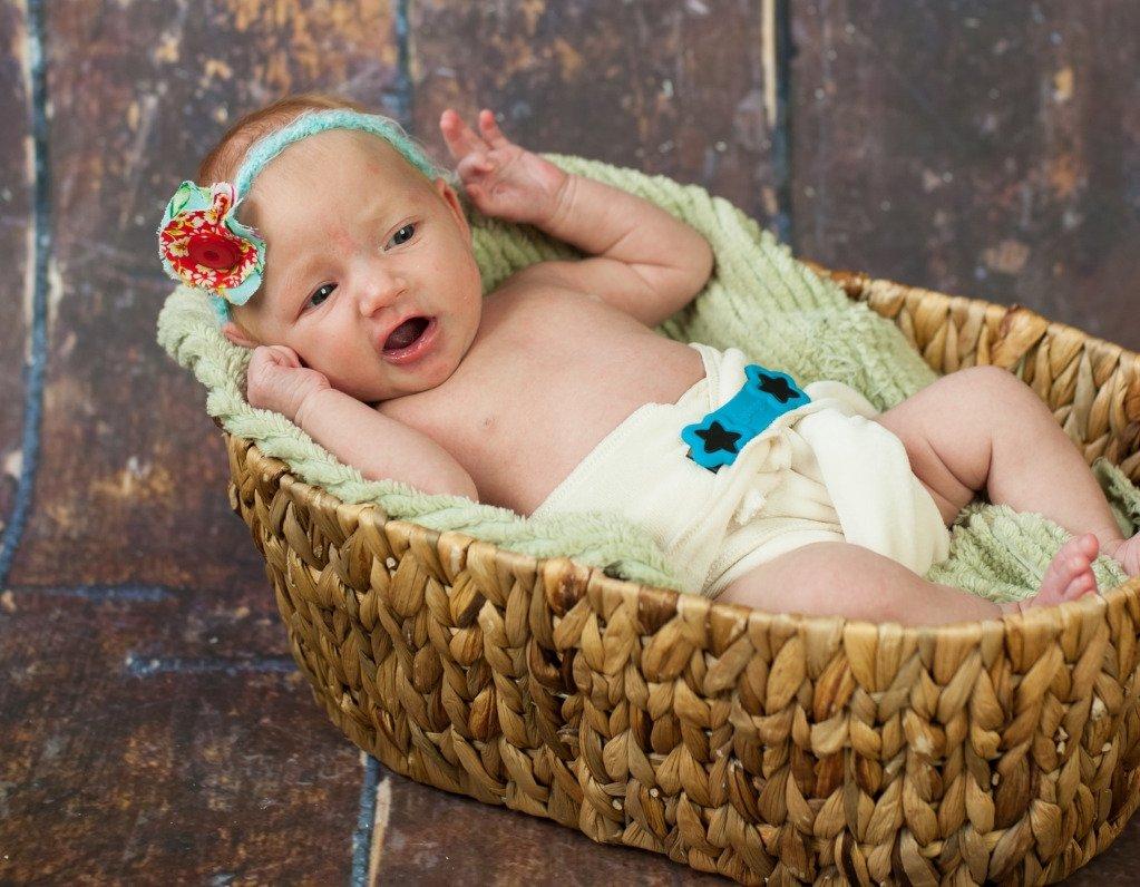 Boingo Baby Cloth Diaper Fastener - Basket Case Black