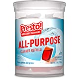 Presto! by Amazon: All-Purpose Cleaner Refills Safely cleans nonporous surfaces, 6-pack (makes 6 bottles of Presto…