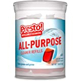 Presto! by Amazon: All-Purpose Cleaner Refills Safely cleans nonporous surfaces, 6-pack (makes 6 bottles of Presto! cleaner),