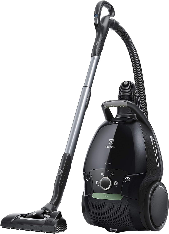Electrolux PD91-GREEN 350 W - Aspiradora (350 W, Aspiradora cilíndrica, Secar, Bolsa para el polvo, 5 L, Filtrado): Amazon.es: Hogar