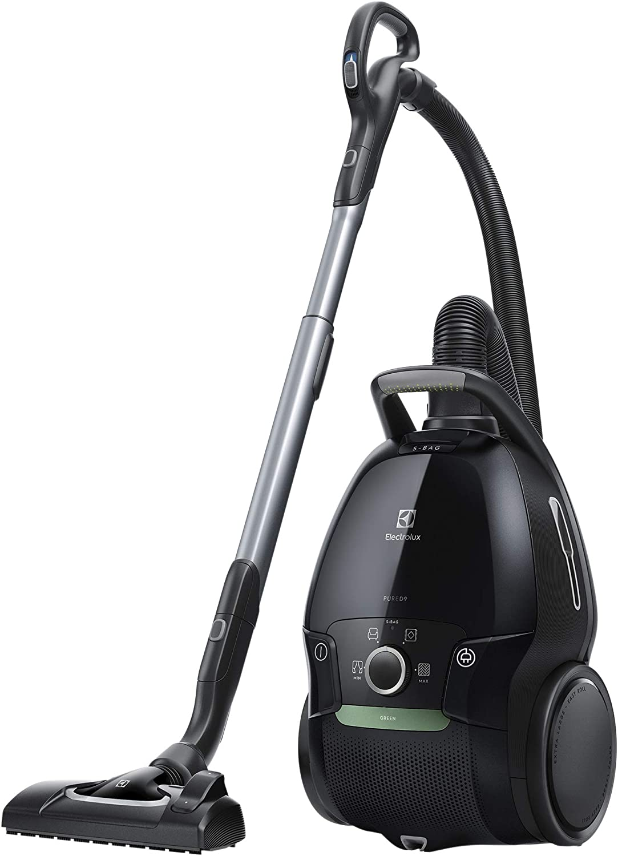 Electrolux aspiradora con saco 300 W Ebony Black: Amazon.es: Hogar