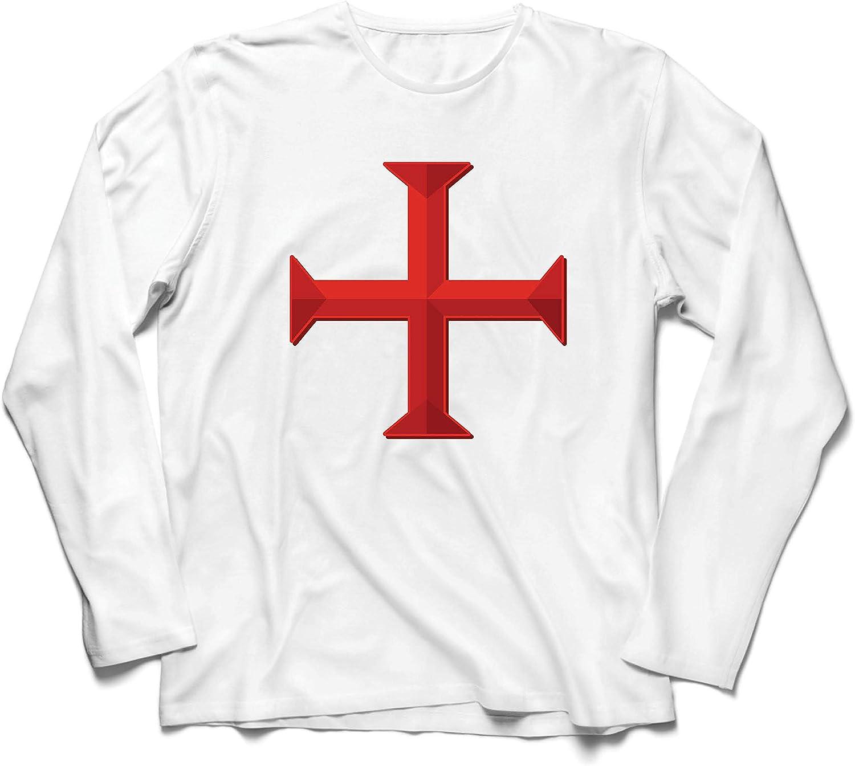 Poveri Compagni Soldati di Cristo Croce Rossa lepni.me T-Shirt Bambini//Ragazze I Cavalieri Templari