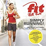 Fit for Fun - Simply Running! die Musik Zum Laufen