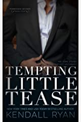 Tempting Little Tease (Forbidden Desires Book 4) Kindle Edition