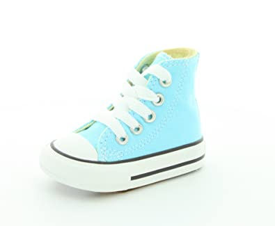 7bb1fdbd1244 Amazon.com  Converse Kids  Chuck Taylor All Star Hi (Infant Toddler ...