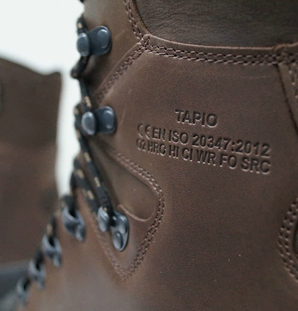 Haix Tapio Tapio Tapio Braunes Jagd- und Wanderschuh-Sondermodell fd2669