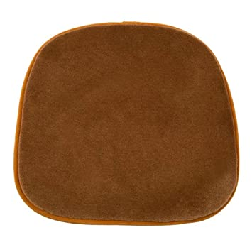 Universal Fit Car Seat Cover ,Chair Sofa Cushion Natural Wool Sheepskin  Leather Shearling Seat Pad