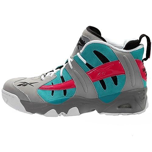 Zapatos Reebok Carril Clã¡Sico de Baloncesto: Amazon.es: Zapatos y ...