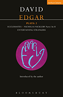 Edgar Plays: 2: Ecclesiastes, The Life and Adventures of Nicholas Nickleby, Entertaining