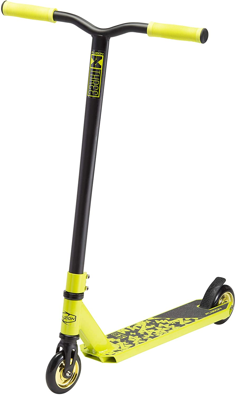 Fuzion X-3 Pro Scooter (Lime)
