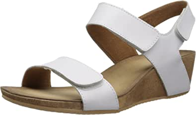 Clarks Women's Alto Madi Wedge Sandal