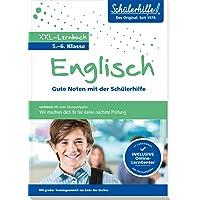 XXL-Lernbuch Englisch 5./6. Klasse: Gute Noten mit der Schülerhilfe