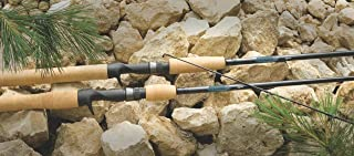 product image for St. Croix Rod Avid Graphite Casting Fishing Rod with IPC Technology