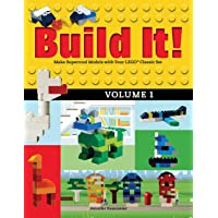 Build It!: Make Supercool Models With Your Lego Classic Set: 1