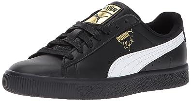 size 40 95a01 e2731 Amazon.com | PUMA Clyde Core L Foil Kids Sneaker | Sneakers