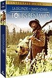 Coffret intégrale la légende de james adams et l'ours benjamin