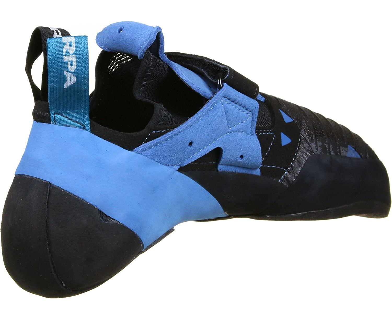 Scarpa Vapor V Blau, Damen Kletterschuh, Größe EU 35.5 - Farbe Turquoise Damen Kletterschuh, Turquoise, Größe 35.5 - Blau