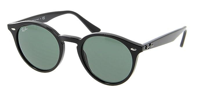 be951956e62 Ray-Ban Highstreet Black Sunglasses RB 2180 601 71 49mm +SD Glasses+ ...