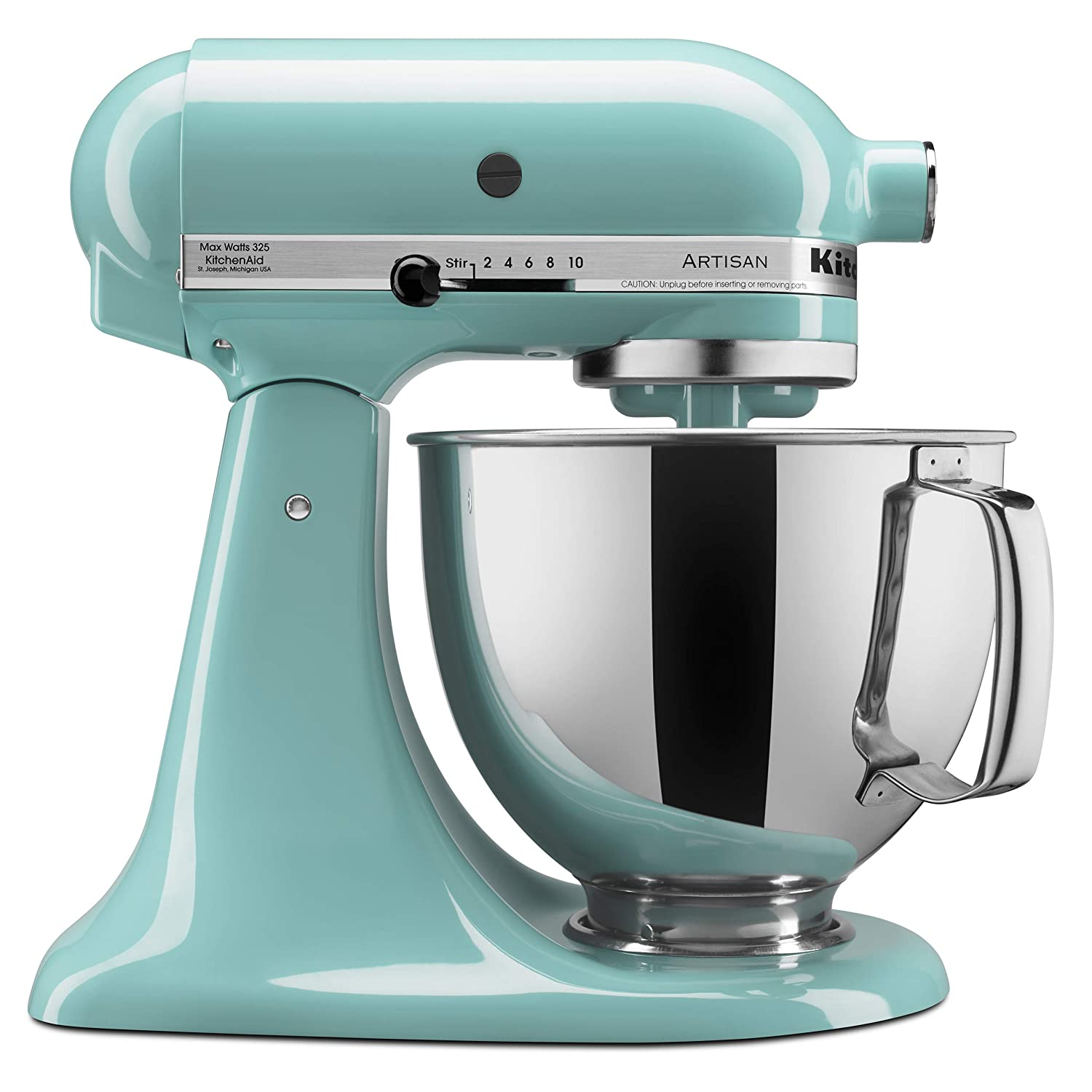 KitchenAid Stand Mixer with Pouring Shield