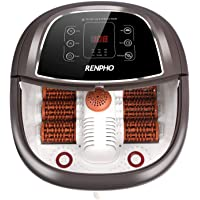 renpho foot spa bath massager with fast heating